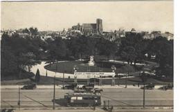 51  Reims -   Vue  Generale Prise De La Gare - Reims