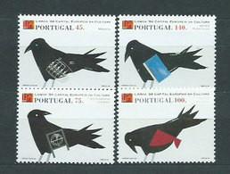 Año 1994 Nº 1995/8 Lisboa Capital Europea De La Cultura - Unused Stamps