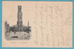 Bruges. Le Beffrot.1898 - Brugge