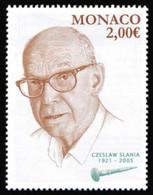 Monaco 2021 - Czeslaw Slania ** - Unused Stamps