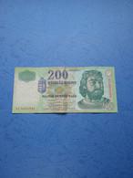 UNGHERIA-P178 200F 1998 - Hungría