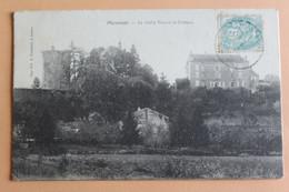 Passavant - La Vieille Tour Et Le Chateau - Autres Communes