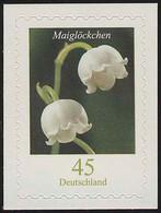 2851 Maiglöckchen SELBSTKLEBEND Auf Neutraler Folie, ** - Unclassified