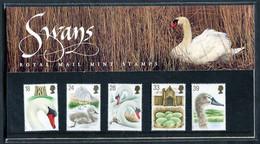 Great Britain 1993. Swans. Presentation Pack (MINT) - Presentation Packs