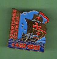BATEAU *** CHRITOPHERR COLUMBUS *** N°2 *** 2004 - Barche