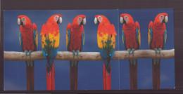 """Carte à Plier ( 24.5 X 11.5 Cm ) """" Les Perroquets """" - Andere Fotografen"""