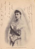 S. M. Alexandra Feodorowna - Impératrice De Russie - Familles Royales