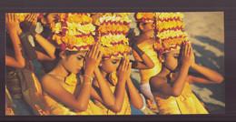 """Carte ( 23 X 10.5 Cm ) """" Danseuses à Bali """" Par Frédéric Soreau - Andere Fotografen"""