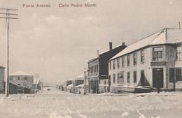 CPA CHILI PUNTA ARENAS CALLE PEDRO MONTT   ETAT - Cile
