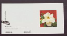"""Carte Carrée, à Plier ( 24 X 12 Cm ) """" Magnolia """" Par Mélanie Acevedo - Andere Fotografen"""