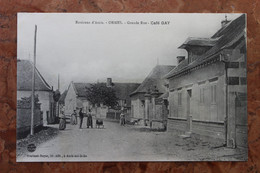 ORMES (10) - GRANDE RUE - CAFE GAY - Autres Communes