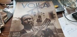 VOILA 35 / ESPAGNE MOME BIJOU PARIS /COMEDIE FRANCAISE LEON PAUL FARGUE /FRANCAIS DES ANTILLES SAINT BARTHELEMY - 1900 - 1949
