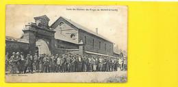 MONTATAIRE Sortie Des Ouvriers Des Forges (Millet) Oise (60) - Montataire