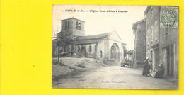 DORE L'Eglise Route D'Arlanc à Craponne (Bosdedore) Puy De Dôme (63) - Other Municipalities