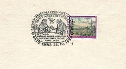 500 Jahre Modernes Postwesen - Kurende Kaiser Maximilian I. Von Enns Nach Speyer 1490 - Mehrerau - Other