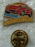 Pin's - Automobiles - Mazda - AUTO CENTRE - - Non Classés