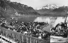 Montreux Villa Valaisanne Pension De Famille - Valais - VD Vaud