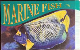 Singapore 1995 Marine Fish Booklet Unused - Fische