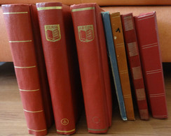 DDR Sammlung 1949 - 1990 - Gestempelt Used -  4 Dublettenalben - Collezioni