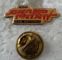 Pin's - Automobiles - Nissan - GRAND PRIX - SAN ANTONIO - - Altri