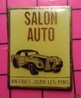 421 Pin's Pins / Beau Et Rare / THEME : AUTOMOBILES / SALON AUTO ANTBES JUAN LES PINS - Altri