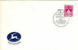 Entdeckung Insulin - Discovery - Jerusalem 1971 - Médecine