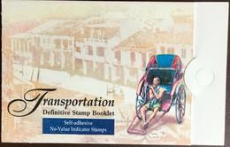 Singapore 1997 Transportation Booklet Unused - Singapur (1959-...)