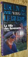 La Villa Des Revenants (Super Sherlock / 2) (LDVELH, Moderne) - Jeux De Société