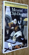 Meurtre Au Club Diogène (Sherlock Holmes / 1) (LDVELH) - Jeux De Société