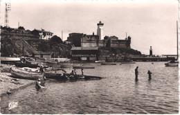 FR66 Port Vendres - Cap 74 - Vue Sur Le Sémaphore - Animée - Belle - Port Vendres