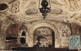 Malte Malta - La Valette Valletta - La Crypte De La Cathédrale St-Jean (qualité Photo-carte R.P.) - Malta