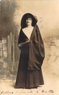 Malte Malta - Faldetta, Costume Traditionnel Maltaise, Carte Photo L. Cassar - Malta