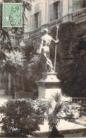Malte Malta - Statue De Poseidon, Carte Photo L. Cassar - Malta