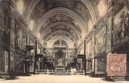 Malte Malta - St John's Cathedral, Carte Photo Cassar Phot - Malta