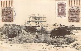 Malte Malta - Selmun Palace, Carte Photo Cassar Phot (Postage And Revenue) - Malta