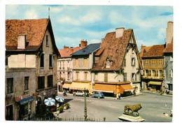 PEUGEOT 404, CITROEN 2 Cv, SOLEX, à Cusset (03) - Passenger Cars