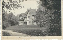 LOMPRET-LEZ-CHIMAY : La Couturelle - Le Château - RARE CPA - Chimay