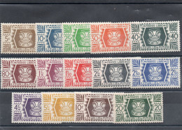 TIMBRE WALLIS&FUTUNA. ANNEE 1944 - Unused Stamps