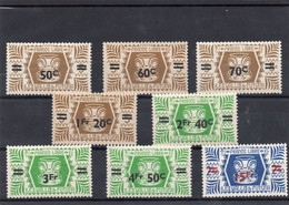 TIMBRE WALLIS&FUTUNA. ANNEE 1945 - Unused Stamps