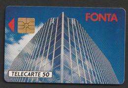 FONTA - Immobilier D'Entreprise - 50 Unités GEM -  - Réf, D299 - Côte 30 € / Argus 1999 - Privées