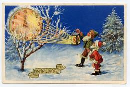 Bonne Année. Lutins  Gnomes, Nains. Paysage De Neige. - Fiabe, Racconti Popolari & Leggende