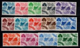 Cote Des Somalis - YV 234 à 247 N** Serie De Londres Complete Cote 11+ Euros - Ongebruikt