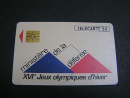 FRANCE Phonecards Private USE. - 50 Unità