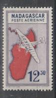 MADAGASCAR YT PA 37 Neuf - Airmail