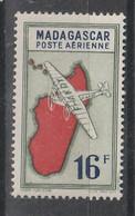 MADAGASCAR YT PA 38 Neuf - Airmail