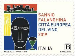 Italia - 2019 - Usato/used - Sannio Falanghina - 2011-...: Usati