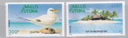 WALLIS-et-FUTUNA :  Yvert  398 399    Neuf XX  Faune Et Paysage - Unused Stamps