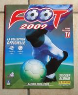 Album Foot 2009 - Saison 2008-2009 - Accompagné Seulement De 4 Vignettes Autocollantes - Neuf - Französische Ausgabe