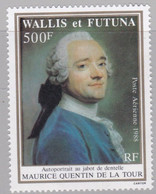 WALLIS-et-FUTUNA :  Yvert PA 161  Neuf XX  Maurice Quentin De La Tour - Unused Stamps
