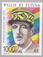 WALLIS-et-FUTUNA :  Yvert PA 169  Neuf XX  Général De Gaulle - Unused Stamps